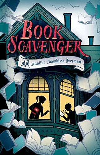 Book Scavenger cover