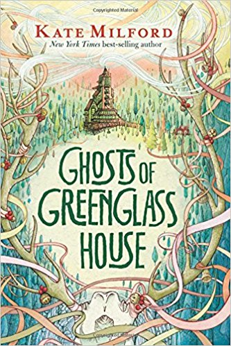 Ghosts of Greenglass House cover