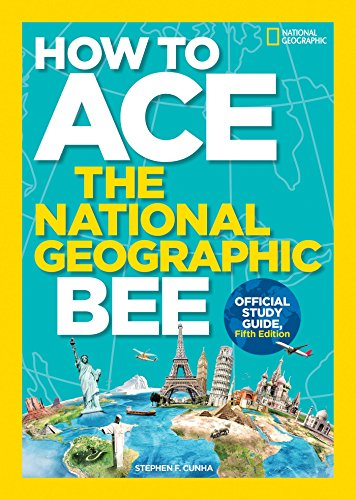 How To Ace the National Geographic Bee cover