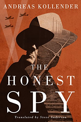 The Honest Spy cover