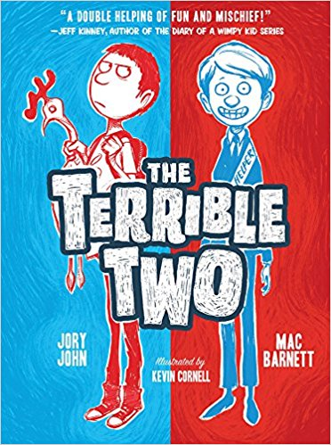 The Terrible Two cover