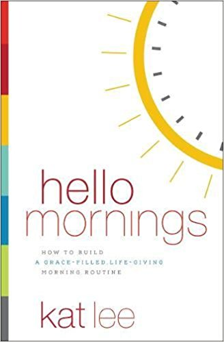 Hello Mornings cover