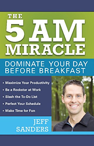 The 5AM Miracle cover