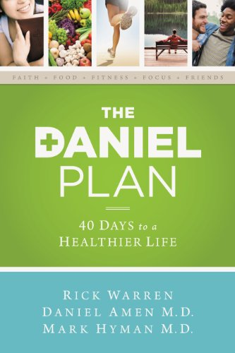 The Daniel Plan cover