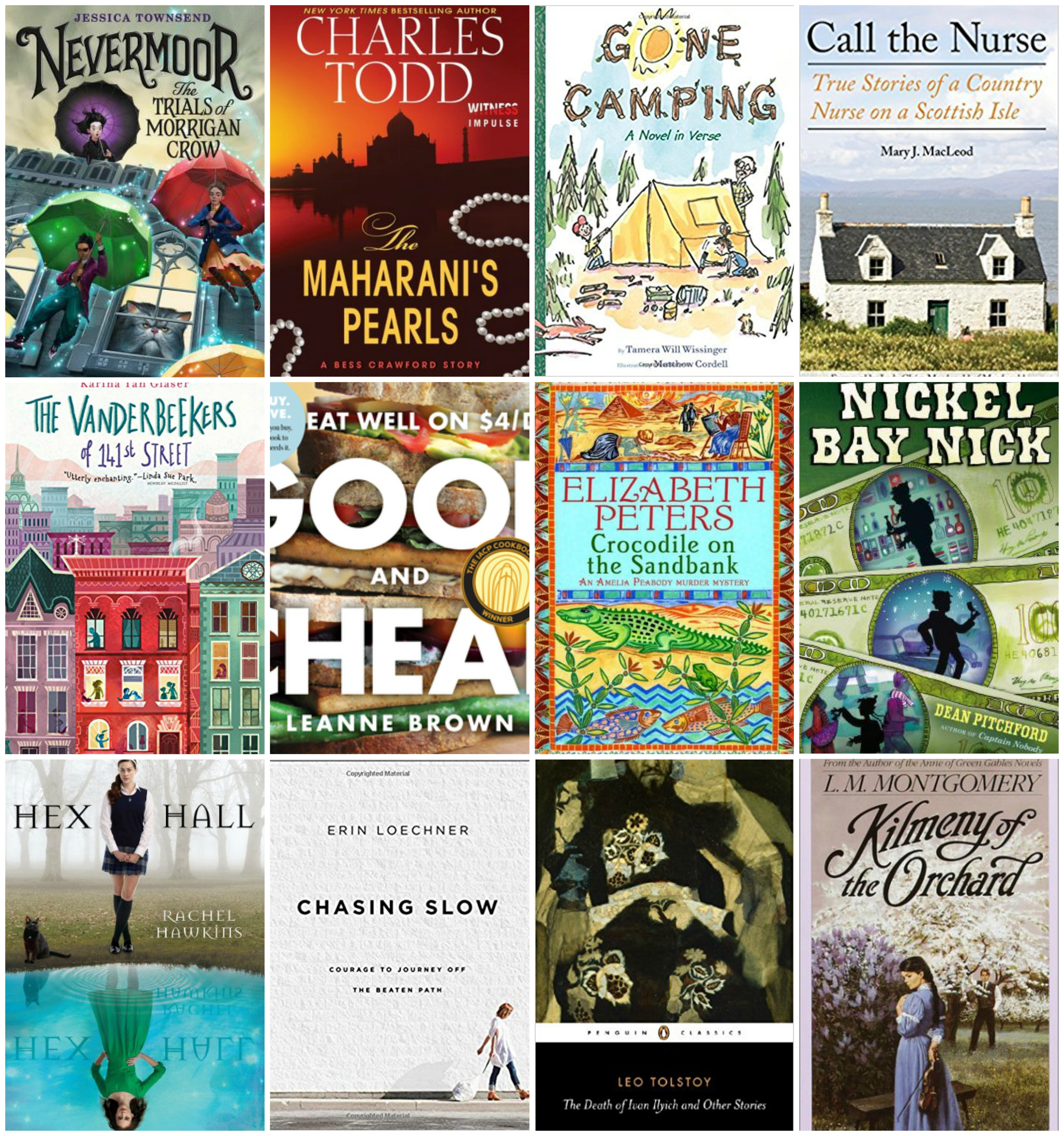 January 2018 Reads | The Deliberate Reader